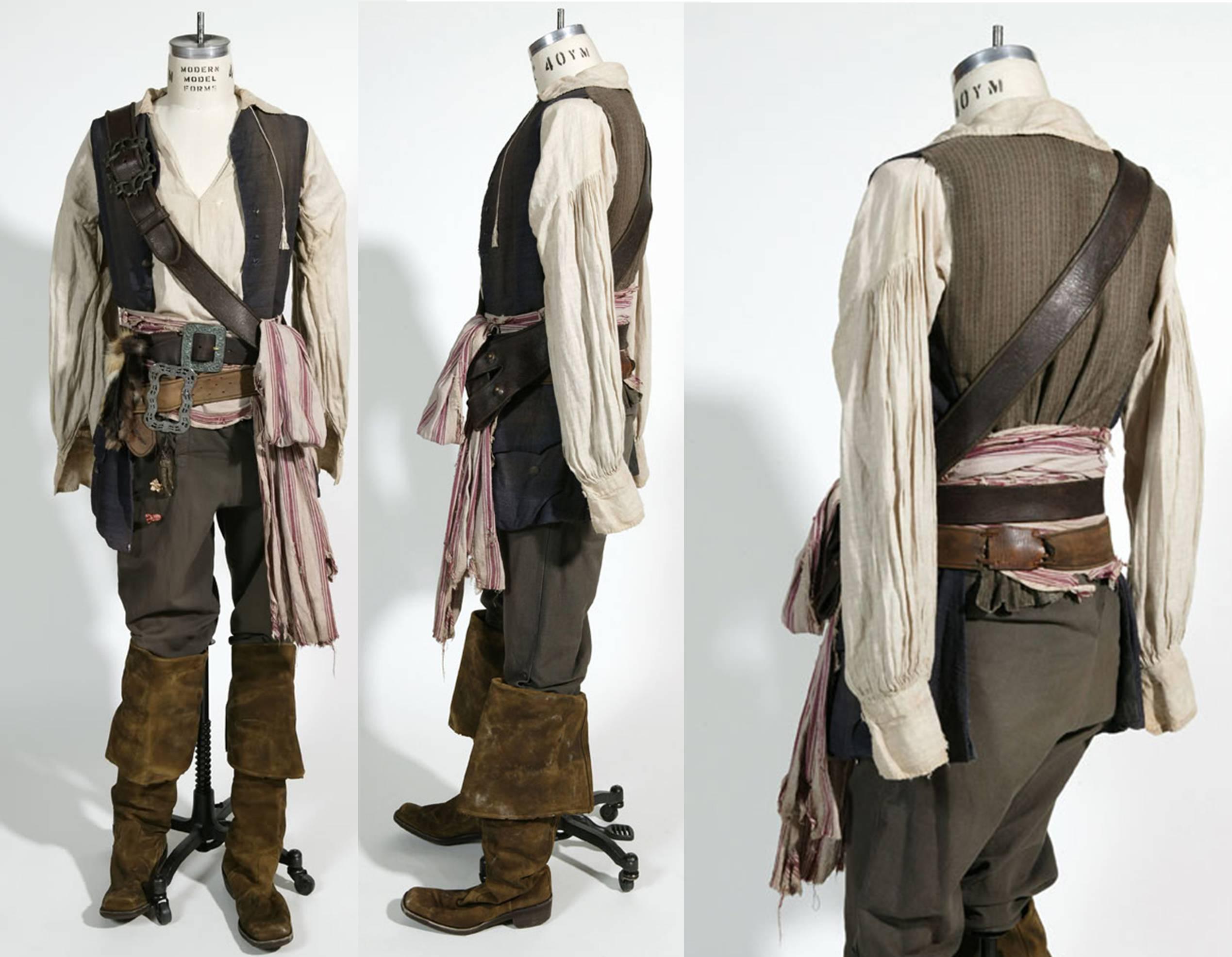 Jack Sparrow Costuming A Pirates Compendium