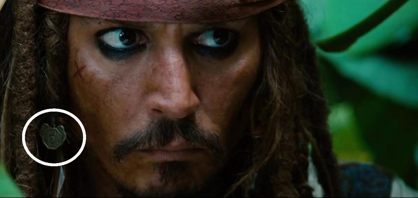 Jack Sparrow Costuming...